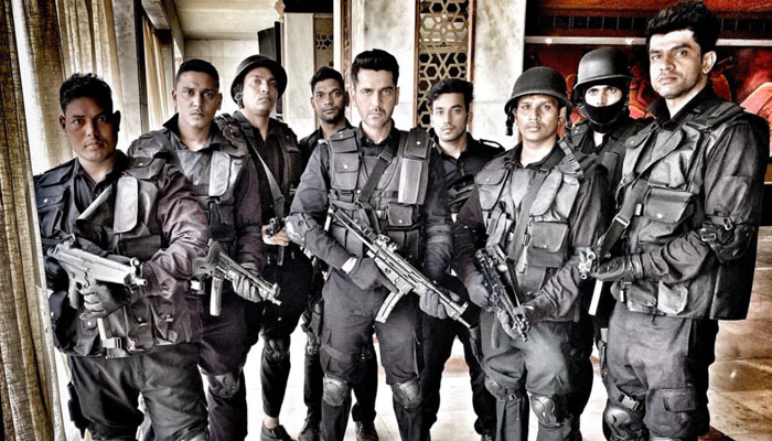 'I wish I was a NSG Commando in Real' says Arjan Bajwa
