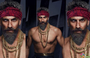 Akshay Kumar looks fierce in Bachchan Pandey's new look, New Release Date Out!