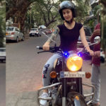 Elli AvrRam Learnt Bike Riding in 3 days for her Upcoming Movie 'Malang'