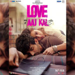 Love Aaj Kal First Poster Looks Promising: Kartik-Sara's Film Trailer Out Tomorrow!