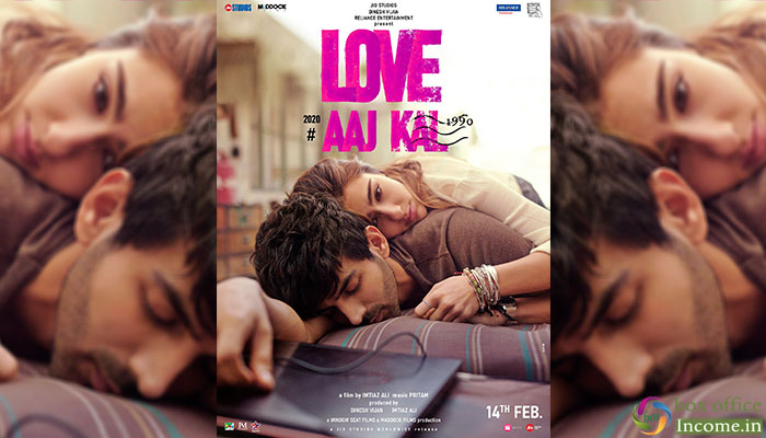 Love Aaj Kal First Poster Looks Promising: Kartik-Sara's Film Trailer Out Tomorrow