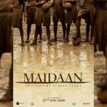 Ajay Devgn Shares the New Poster of 'Maidaan', Sports drama to release on 27 Nov 2020!