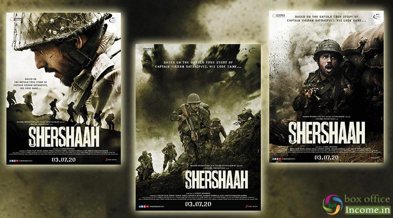 Shershaah First Look: Sidharth as Captain Vikram Batra for Vishnu Vardhan's Film!