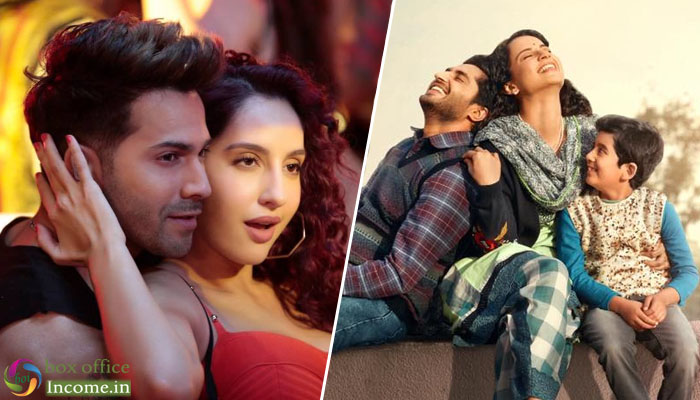 Street Dancer 3D and Panga 7th Day Box Office Collection: Week 1 Report!