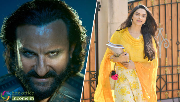 Tanhaji & Chhapaak 4th Day Collection: Om Raut's Film Enjoys A Super-Strong Monday!