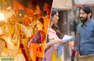Tanhaji and Chhapaak 9th Day Collection: Ajay Devgn's Film Shows a Solid Jump on 2nd Saturday