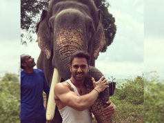Haathi Mere Saathi: Pulkit Samrat bonds with his cutest co-star yet, Unni the Elephant!