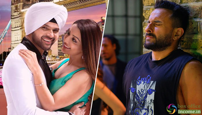 Happy Hardy And Heer & Jawaani Jaaneman 1st Day Collection: Take Decent Start!