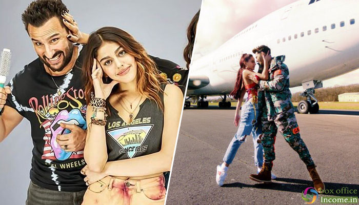 Jawaani Jaaneman 6th Day and Street Dancer 3D 13th Day Collection Report