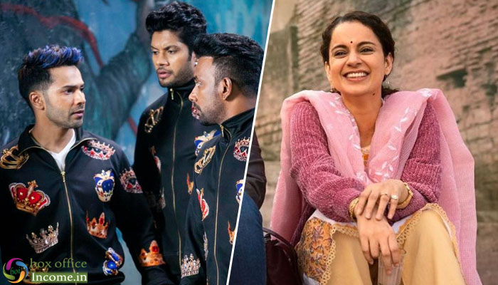 Street Dancer 3D and Panga 10th Day Box Office Collection: 2nd Weekend Report