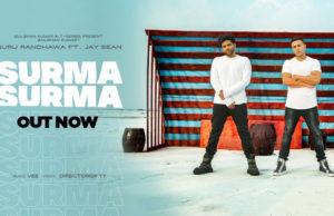 T-Series' next single Guru Randhawa's Surma Surma ft. Jay Sean Out Now!