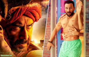 Tanhaji 35th Day and Jawaani Jaaneman 14th Day Box Office Collection Report