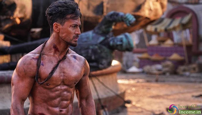 Baaghi 3 5th Day Collection: Tiger Shroff starrer picks up on Tuesday due to Holi Holiday