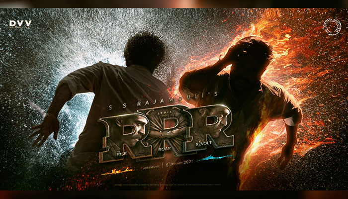 RRR Logo and Motion Poster Out! SS Rajamouli's Film to Release on 8 Jan 2021