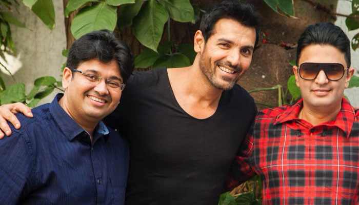 Bhushan Kumar joins hands with Milap Milan Zaveri and John Abraham for 'Mera Bharat Mahan', Salutes the Indomitable Human Spirit