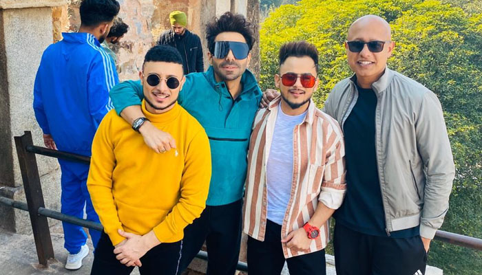 Teri Yaari, Ft.- Millind Gaba, Aparshakti Khurana and King Kaazi is the perfect ode to friendship