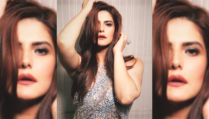 Zareen Khan debuts into the YouTube Space with her Own Channel!