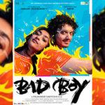Salman Khan unveils the poster of Bad Boy, Ft.- Namashi Chakraborty & Amrin Qureshi
