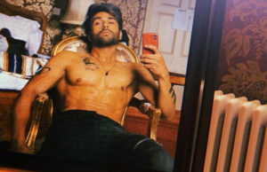 Pulkit Samrat drops his new look from Bejoy Nambiar's Taish
