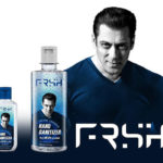 Superstar Salman Khan Launches his Own Personal Care Brand – FRSH!