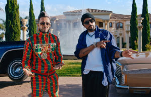 Jazzy B and Tips Music team up for the latest track Crown Prince ft. Bohemia!