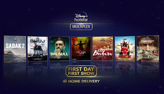Laxmmi Bomb, Bhuj among 5 Bollywood films to stream on Disney+Hotstar!