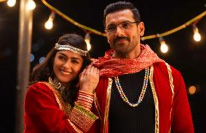 John Abraham and Mrunal Thakur back with T-Series' single 'Gallan Goriyan'!