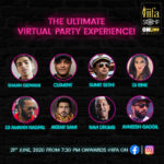 IIFA celebrates World Music Day with IIFA STOMP ONLINE – The Ultimate Virtual Party Experience!