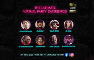 IIFA celebrates World Music Day with IIFA STOMP ONLINE - The Ultimate Virtual Party Experience!