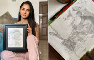 Actress Sonal Chauhan Discovers a New Talent During Lockdown!