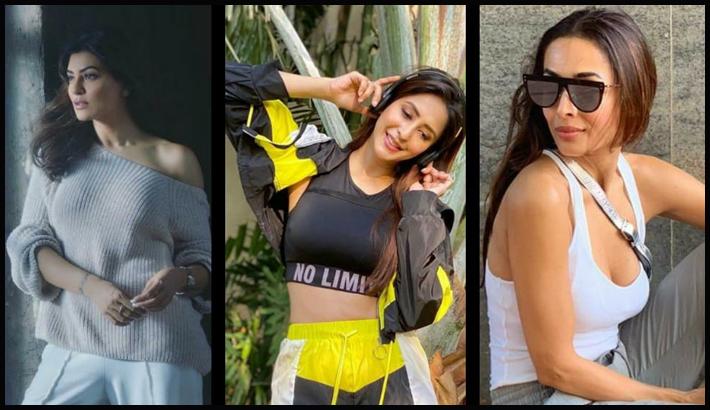 Sushmita Sen, Chahatt Khanna & Malaika Arora make up the most desirable single Mom in Bollywood!