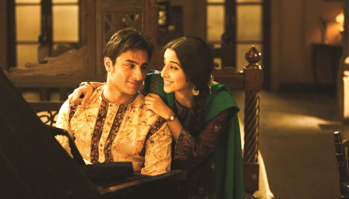 15 Years of 'Parineeta': Vidya Balan makes us nostalgic with some beautiful BTS Pictures!