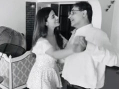Nupur Sanon dances with her Daddy and we can't get over the wonderful video