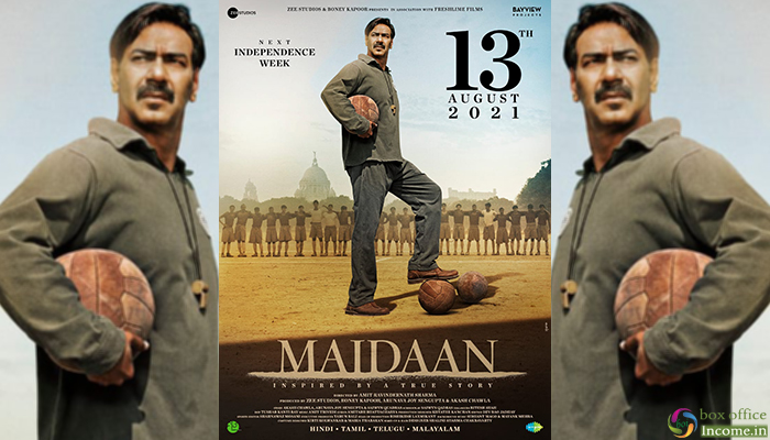 Ajay Devgn starrer Maidaan Gets A New Release Date- Check Here!