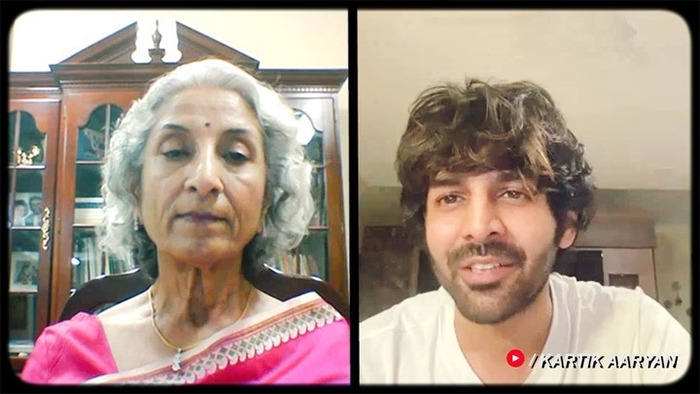 Kartik Aaryan Gets Psychiatrist Dr Geetha Jayaram Talk About Mental Health Issues in this Teaser Video of Koki Poochega