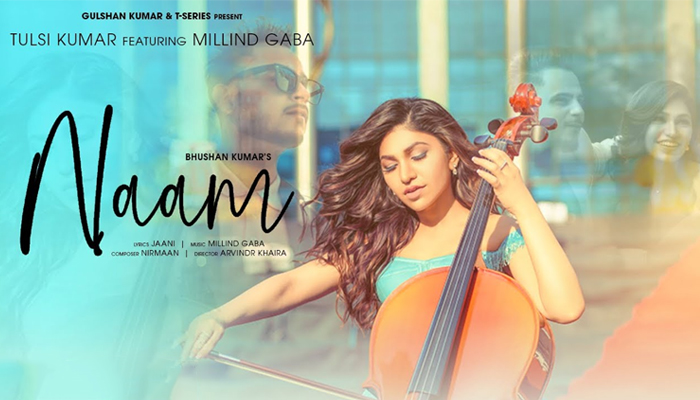 Tulsi Kumar collaborates with Millind Gaba and Jaani for her single 'Naam', Song Out Now!