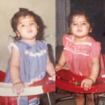 Nupur Sanon keeping her pout game strong since her childhood days, this Picture is a Proof!