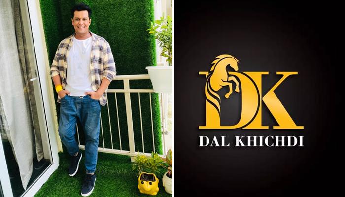 Ranjha Vikram Singh launched his social networking App called 'Dal Khichdi'