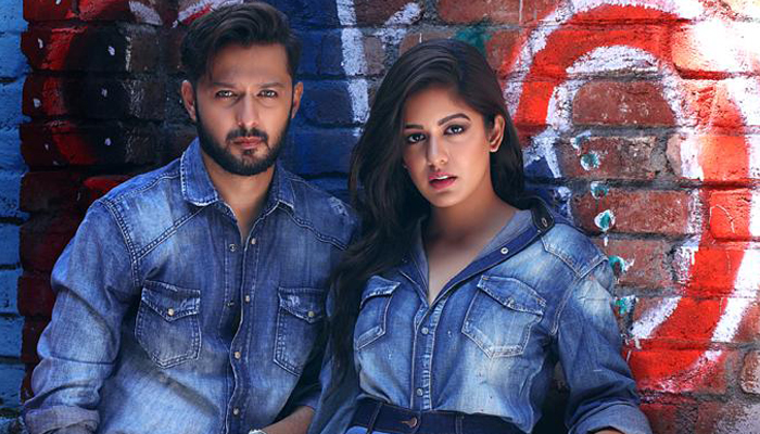 Vatsal Sheth and Ishita Dutta are keeping positive by working on multiple things during the lockdown