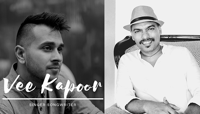 Singer Vee Kapoor and Lyricist Prashant Ingole Join hands to create Music!