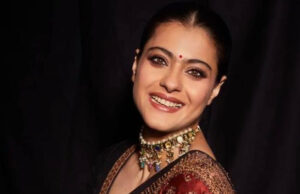 During this festive season, have a look at Kajol's five best looks in a traditional outfit!