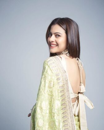 Kajol's five best looks in a traditional outfit!