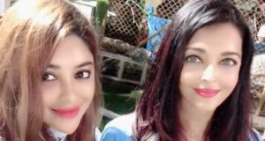 Payal Ghosh is being compared to Aishwarya Rai Bachchan & we can't help but notice the similarity