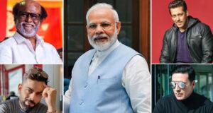 Indian Celebrities wish honourable PM Narendra Modi on his Birthday!