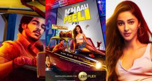 Ishaan Khatter and Ananya Panday's Khaali Peeli to release on Zee Plex on October 2!