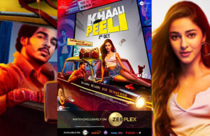 Ishaan Khatter and Ananya Panday's Khaali Peeli to release on Zee Plex on October 2!