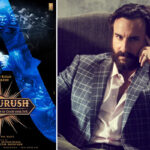 Saif Ali Khan as Lankesh for Om Raut's directorial 'Adipurush', Produced by Bhushan Kumar
