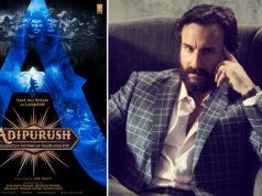 Saif Ali Khan as Lankesh for Om Raut's directorial 'Adipurush', Produced by Bhushan Kumar