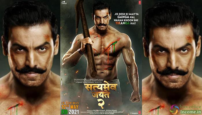 John Abraham and Divya Khosla Kumar starrer Satyameva Jayate 2 set to release on Eid 2021