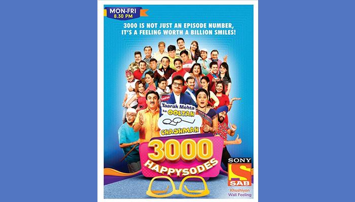 Taarak Mehta Ka Ooltah Chashmah completed 3000 Episodes, TMKOC family Expresses Gratitude